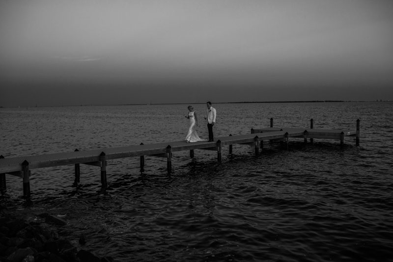 moody wedding photographer pensacola wedding