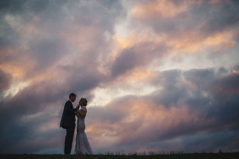 Ambient Plus Studio Creative Wedding Photo cloudy sky