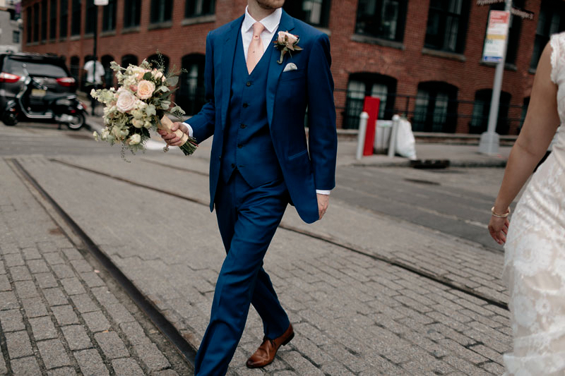 Dumbo NYC Wedding Photos